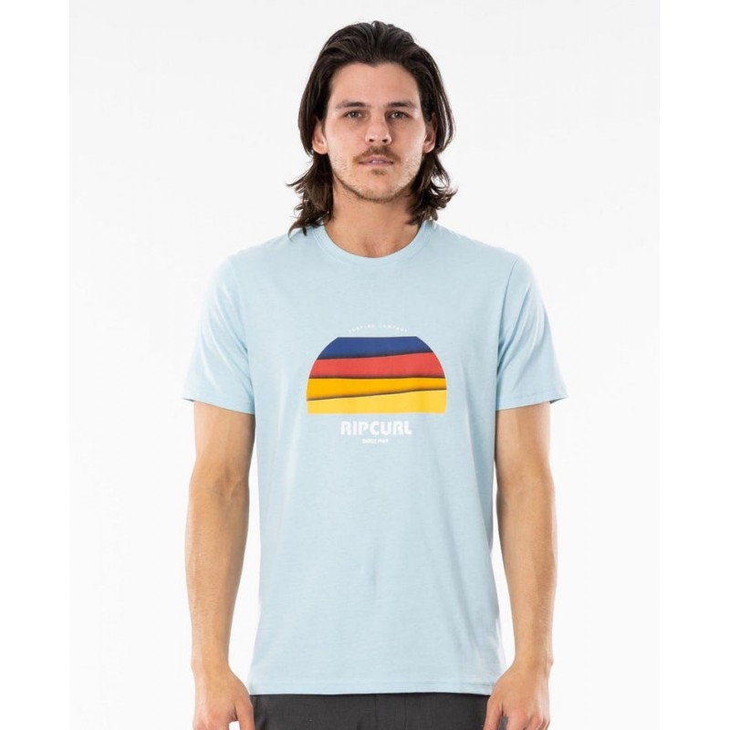 Camiseta Rip Curl Surf Revival Hey M CTERP9 1080