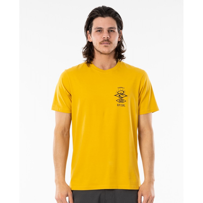 Camiseta Rip Curl Search Essential T CTESV9 1041