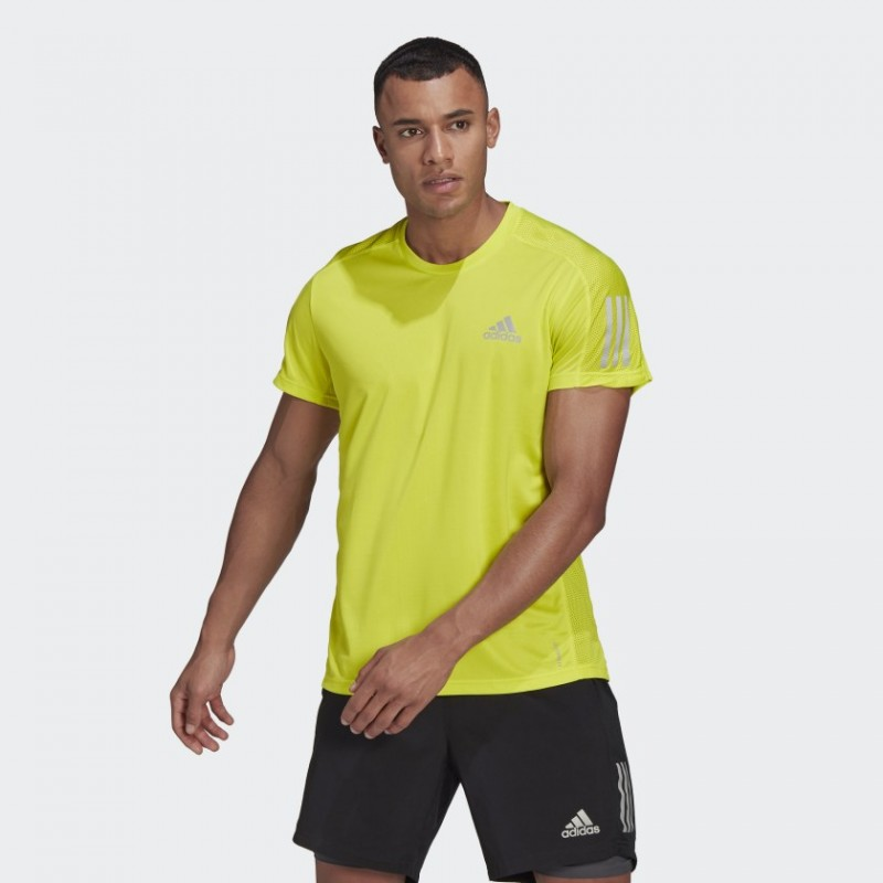 Camiseta Adidas Own The Run...