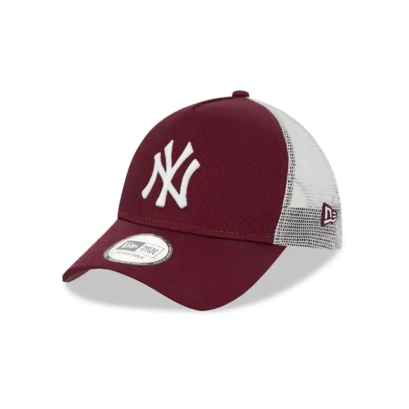 Gorra New Era granate 11588489 940