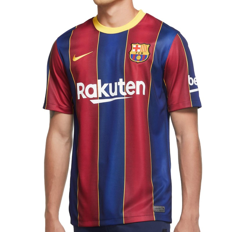 Camiseta Nike F.C.Barcelona Temporada 2020 21 CD4232 458