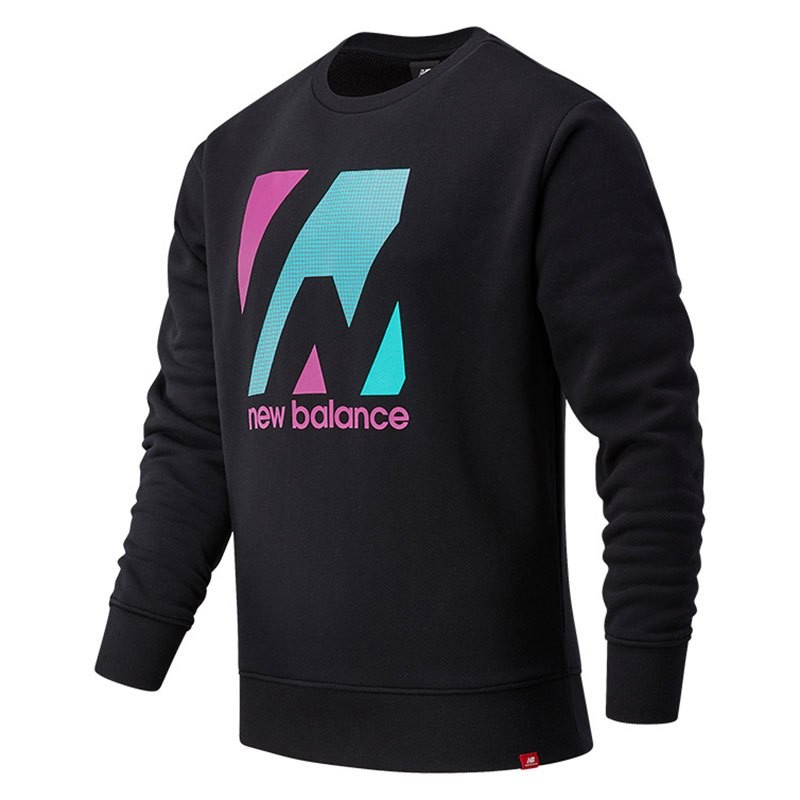 Sudadera New Balance Essentials Terrain MT03537 BK