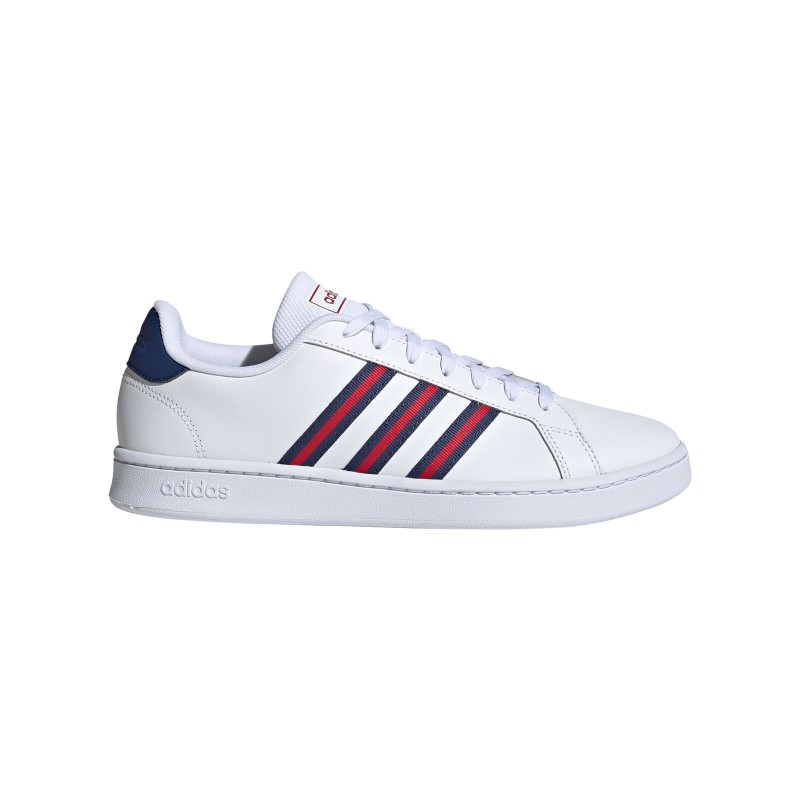 Zapatillas Adidas talla grande 48 Grand Court FV8130