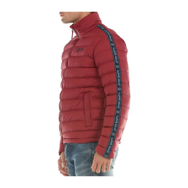 Chaqueta John Smith Indunom burdeos Warmax